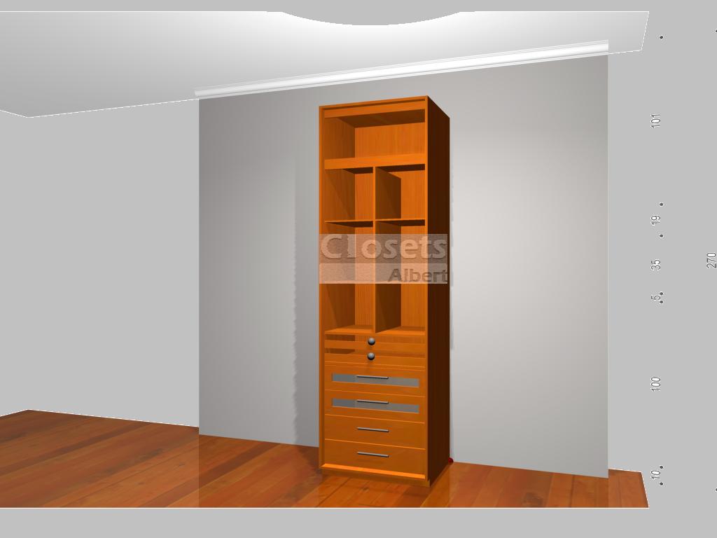 Carro de cotizaci n closets albert closets y vestidores for Cotizacion de closets